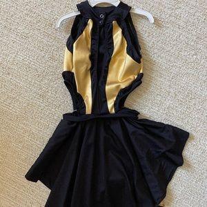 Large Child tap/jazz costume